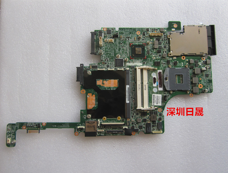 Top quality , For HP laptop mainboard 8560P 8560W 652638-001 laptop motherboard,100% Tested 60 days warranty 574680 001 1gb system board fit hp pavilion dv7 3089nr dv7 3000 series notebook pc motherboard 100% working