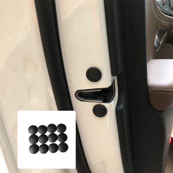 12pcs Car Door Lock Screw Cover For Maserati GranTurismo Ghibli Levante Quattroporte GranCabrio Alfieri image