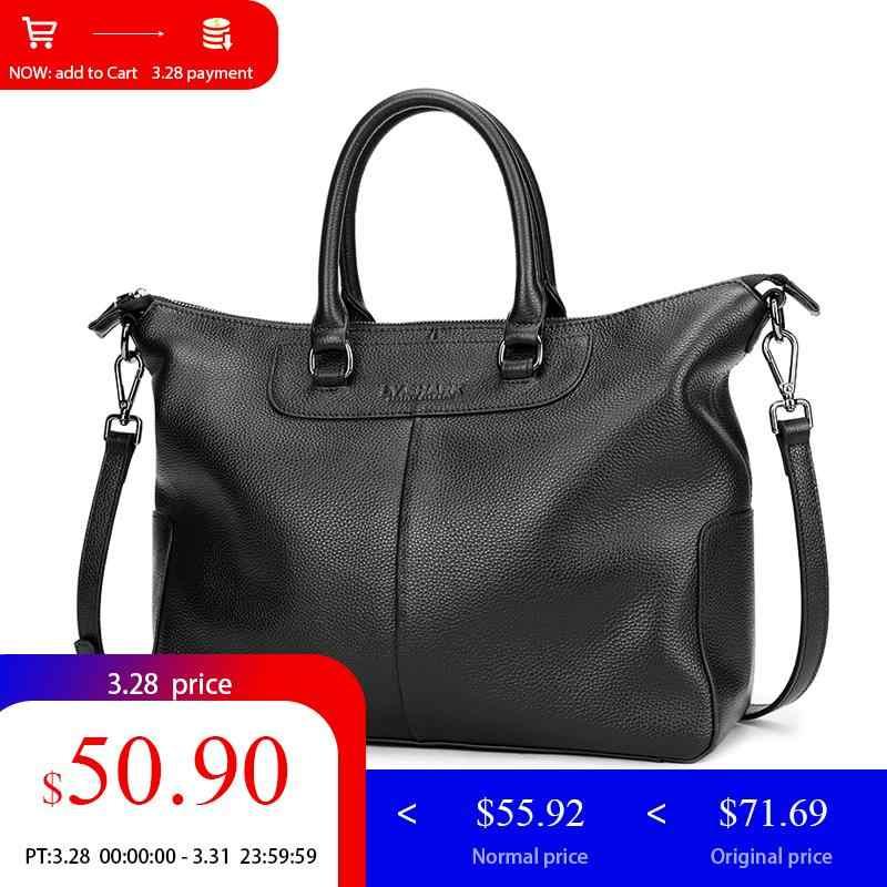 0154a3a696b SHARK Genuine Leather Bag Women Shoulder Bag For Women 2019 Big Handbag  Women Famous