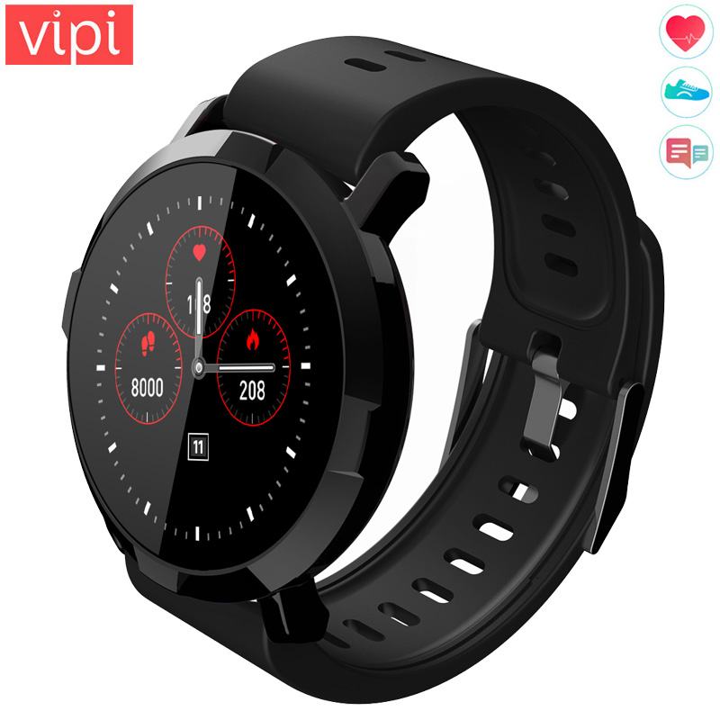 Smart Bracelet Heart Rate Fitness Tracker Pedometer IP67 Waterproof Sport Smart Wristband Blood Pressure Monitor Watch