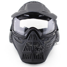 WoSporT WoSoprT Paintball Gear Full Face Outdoor Airsoft Tactical Accessories