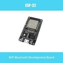 ESP-32 ESP-32S WiFi Bluetooth Development Board Ultra-Low Power Consumption Dual Cores ESP32 Board ESP8266(China (Mainland))