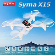 SYMA X15 RC Quadcopter RTF 4CH 6-axis Gyro Altitude Hold One Key to Take off  3D Rollover 2.4GHz Wireless Remote Control Drone
