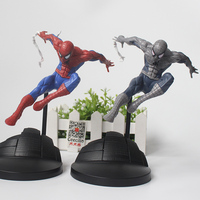 2 Style Spiderman Action Figure Toy 15cm Super Hero Spider Man Figurine Model Anime Toy For