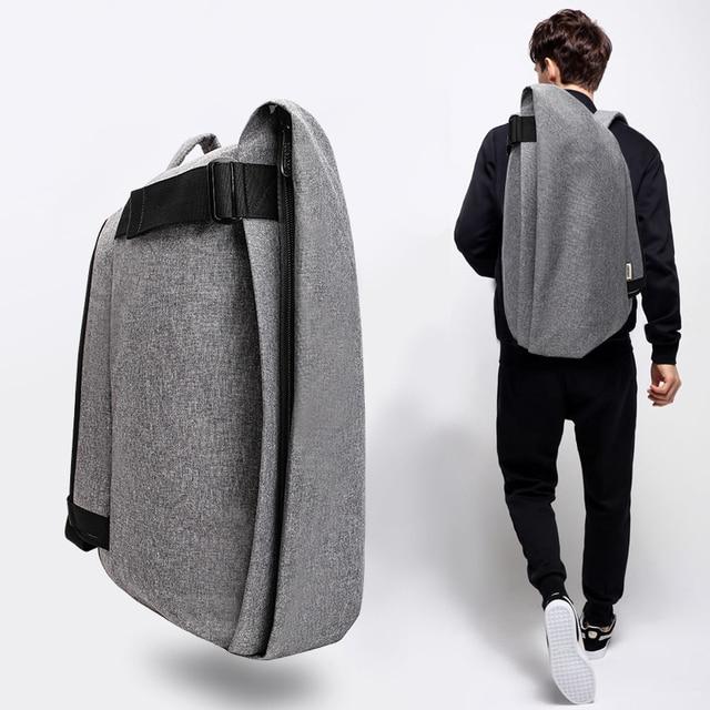 2018 Senkeystyle Fashion Men Backpack Casual Laptop Bag High Quality  Waterproof Oxford Travel Backpack College Student f1985029f64af