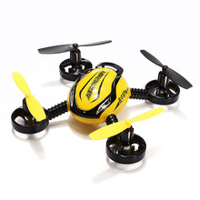 Mini Remote Control Aircraft Helicopter Radio Control 3D/ 6 Axis Gyro 4CH 2.4GHz Drone RC Helicopter Quadcopter toys For Sale
