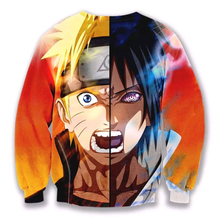 Anime Naruto Tokyo Ghoul 3D Pullover Sweatshirts