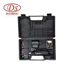 DS 60pcs/lot Handheld Multifunction Mini Electric Grinder / DC12V Polishing Machine 1PC