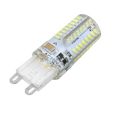 Hrsod 5X G9 3 Вт 64 SMD 3014 300-400 lm теплый белый/холодный белый T светодиодная фонари AC 220-240 В ...