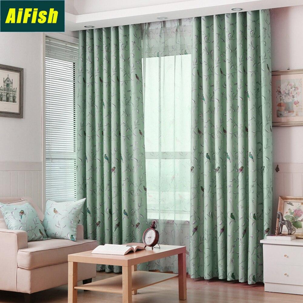 room darkening blackout curtains for kids room floral