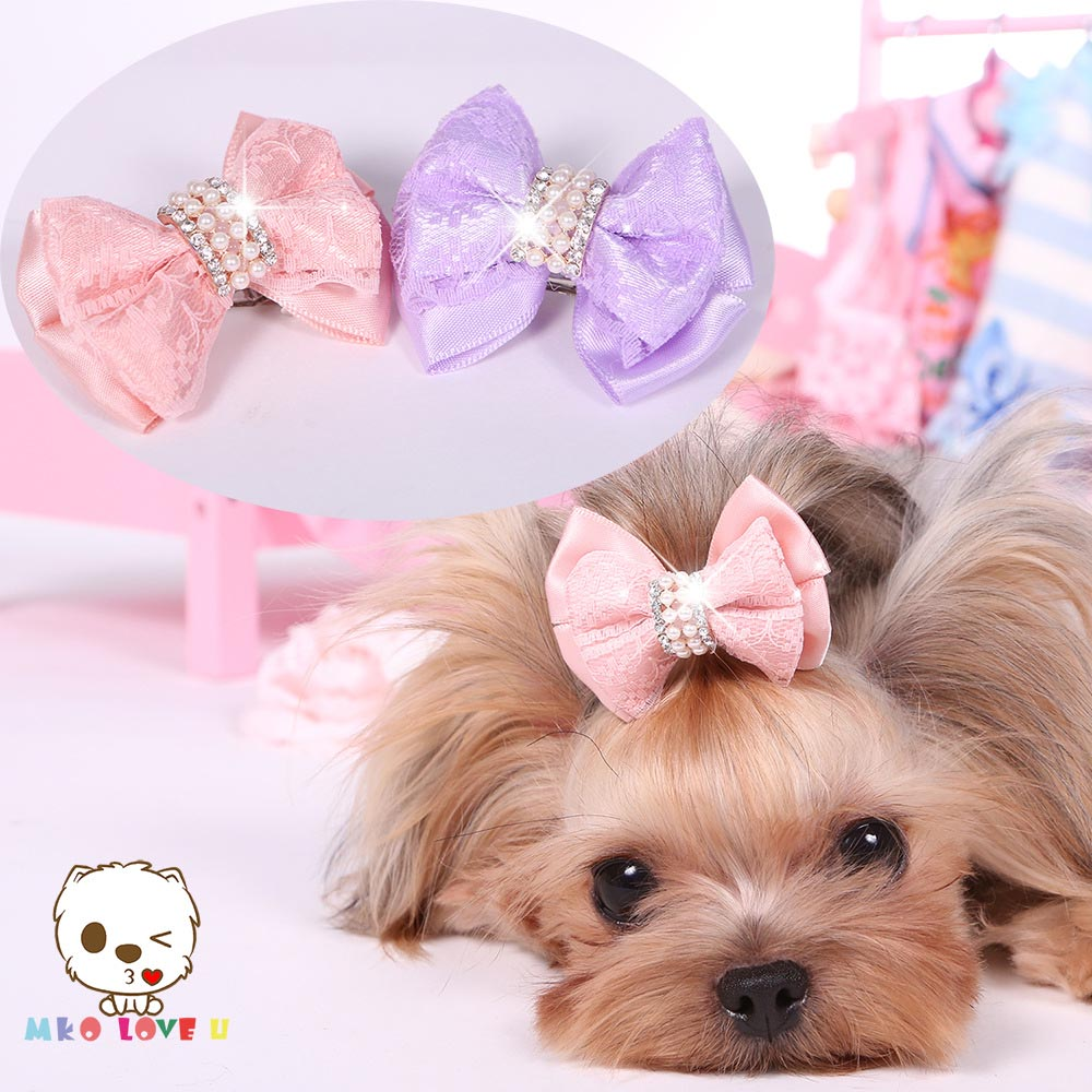 Online Get Cheap Dog Bows