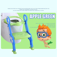 2019 Children Portable Toilet Ring Baby Outdoor Travel Potty Folding Chair Floding Portable Baby Toilet Potties Seat