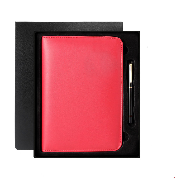 Power Bank Business multifunction rechargeable Creative Zipper Bag Notebook A5 Loose leaf Detachable Office Meeting NotebookPower Bank Business multifunction rechargeable Creative Zipper Bag Notebook A5 Loose leaf Detachable Office Meeting Notebook