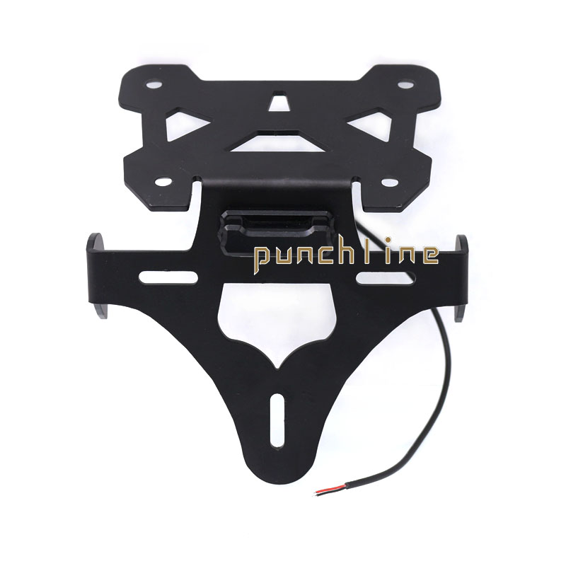 For YAMAHA YZF R3 R25 YZFR3 YZFR25 MT-25 MT-03 MT 03 25 Motorcycle Tail Tidy Fender Eliminator Registration License Plate Holder motorcycle cnc aluminum mudguard rear fender bracket license plate holder light for yamaha yzf r25 r3 yzf r25 yzf r3