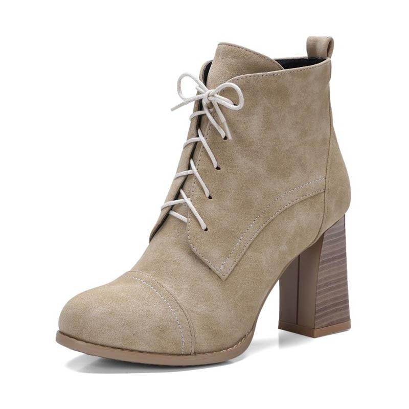 Zapatos Mujer Khaki Mujeres Las Mujer Otoño Los Botas gris Oscuro Y0755629f Plataforma Altos Talones Moda negro De wxpfvPf