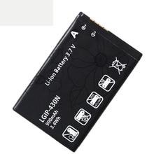 лучшая цена Fesoul High Capacity LGIP-430N Phone Battery for LG T310 T320 TB260 T300 GS290 TB200 GW300 LX290 LX370 900mAh