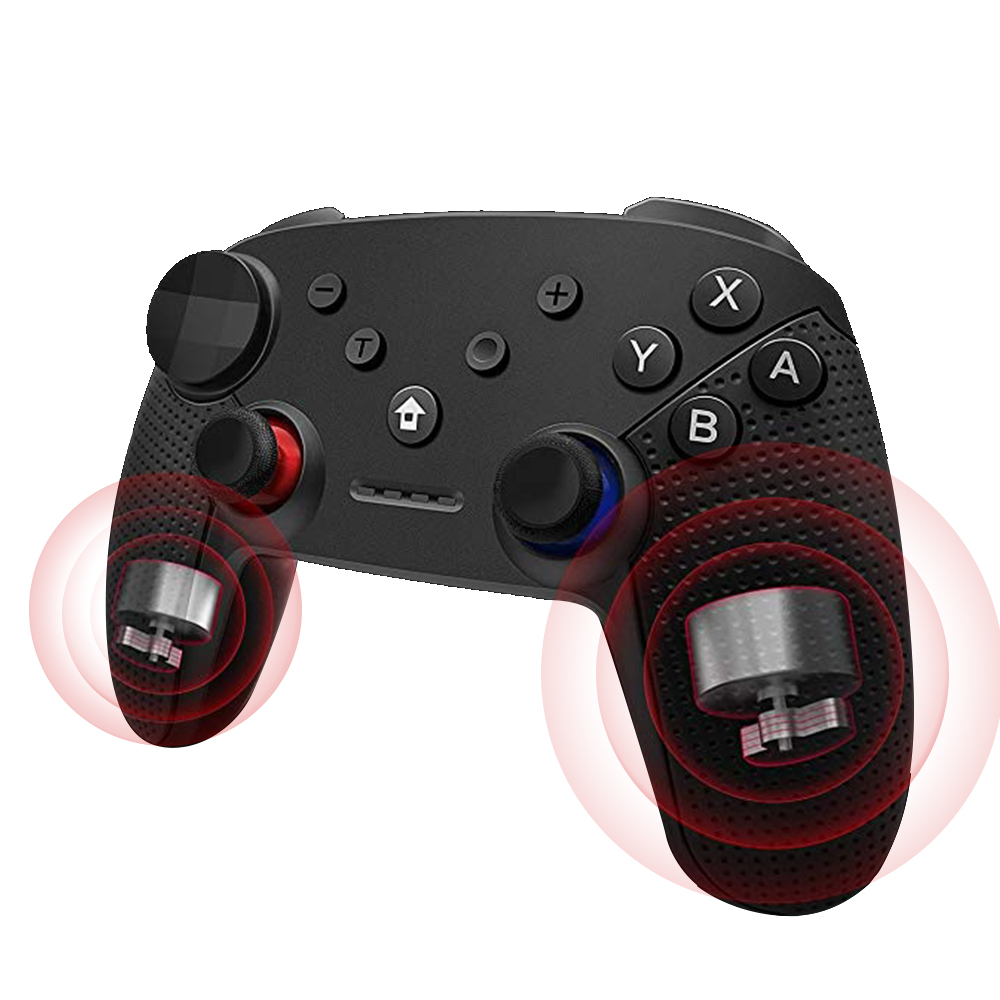 K ISHAKO For Switch Pro Bluetooth Wireless Gamepad Remote Controller Joystick For Nintend Switch Console Game Pad For PC Games
