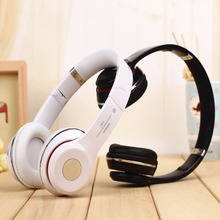 Sport Headphones Stereo Bluetooth Headset Wireless S460 headband Stereo Bluetooth Headset For  Samsung for iphone
