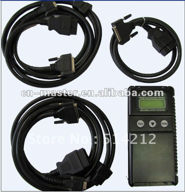 Low price mitsubishi mut-3 scan tool car Diagnostic Tool Mut 3 Automotive tool MUT3 MUT-III