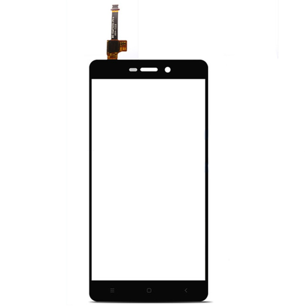 Black/white Touch Screen Panel Digitizer Glass Lens Sensor Replacement parts For xiaomi Hongmi Redmi 3 Redmi3