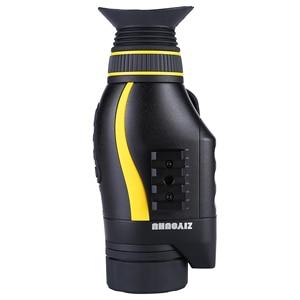 Image 2 - Nowe urządzenie HD na podczerwień cyfrowe urządzenie noktowizyjne nagrywanie obrazu i wideo wielofunkcyjny 4X35 dzień i noc monokularowy teleskop IR Hunt