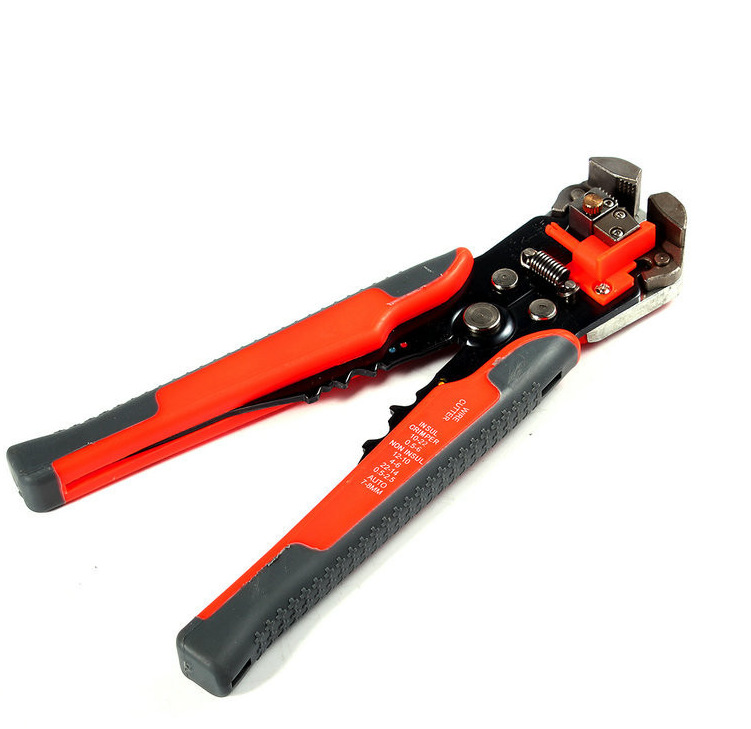 New Cable Wire Stripping Plier High Quality Multi function Cutter Crimper TAB Terminal Crimping Stripping Tools in Pliers from Tools