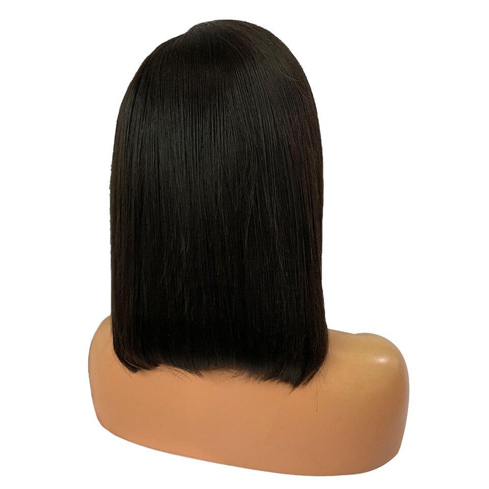 100% cabelo humano brasileiro remy lado parte