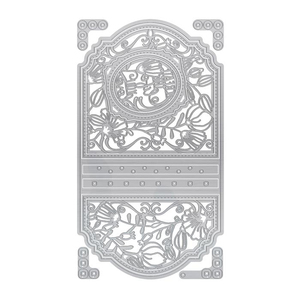 Image 2 - Julyarts חדש למות עבור 2019 תחרה פרח מתכת חיתוך מת סטנסיל רעיונות מת מתכת נובו arrivage Handmaking נייר קרפט