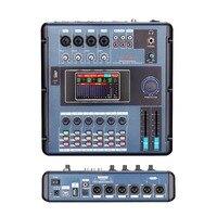 Professional audio DJ системы цифровой микшер консоли экран touchable Применить для групп концертных вечеринок бар концертная сцена