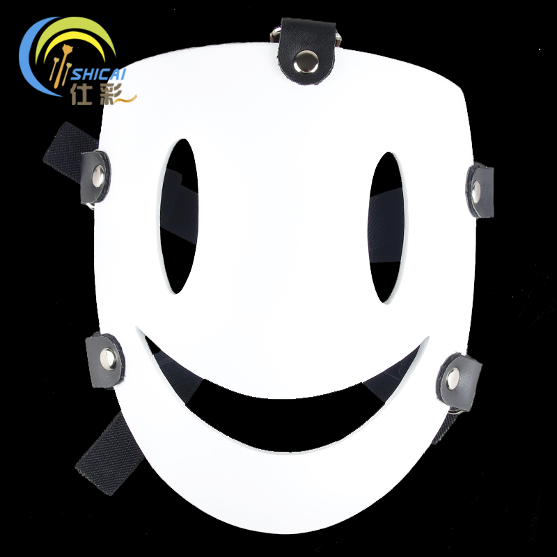 Sky Movies Animation mask violations sniper mask dance party props wedding decoration high-grade resin mask Collectors EditionSky Movies Animation mask violations sniper mask dance party props wedding decoration high-grade resin mask Collectors Edition