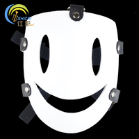 Sky Movies Animation mask violations sniper mask dance party props wedding decoration high grade resin mask Collector's Edition