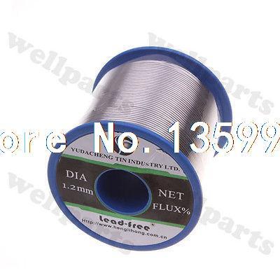 1.2mm 800g High Quality Tin Lead Rosin Core Solder Soldering Wire 60/40 цена и фото