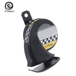 Wsparcie EE Hot sprzedaży 130dB 12V uniwersalny wodoodporny głośny ślimak Auto trąbka pneumatyczna syrena dla samochodów ciężarowych Alarm motocyklowy części