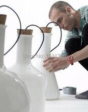 magic bottle unit medium 3 lamps as an unit Modern Benjamin Hubert Labware Pendant Lamp Reproduction Lamp glass pendant light