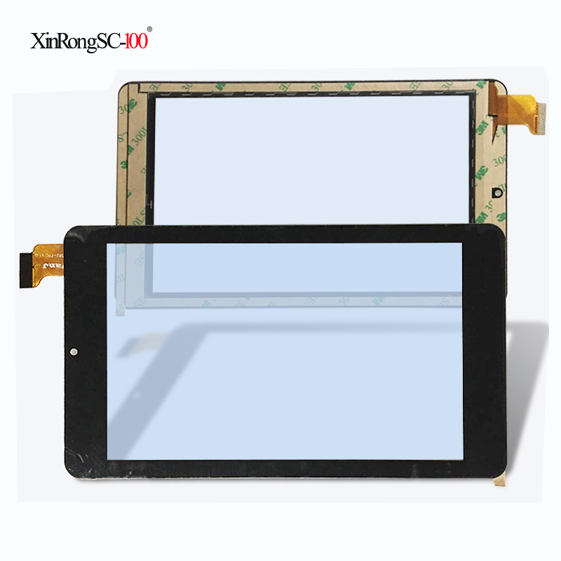 New For 7 SPC Tablet QCY-070157 FPC-1.0 touch panel digitizer touch screen glass Front panel Replacement Free Shipping new 7 4good t700i tablet gt706 fpc fc70s831 00 touch screen ydt1273 a1 panel digitizer glass sensor replacement free shipping