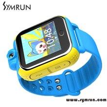 Symrun Smart Bluetooth Uhr Sos-ruf Event Erinnerung Smartwatch Jungen Mädchen Gps Uhr Für Ios Android Uhr Telefon 3G Sim