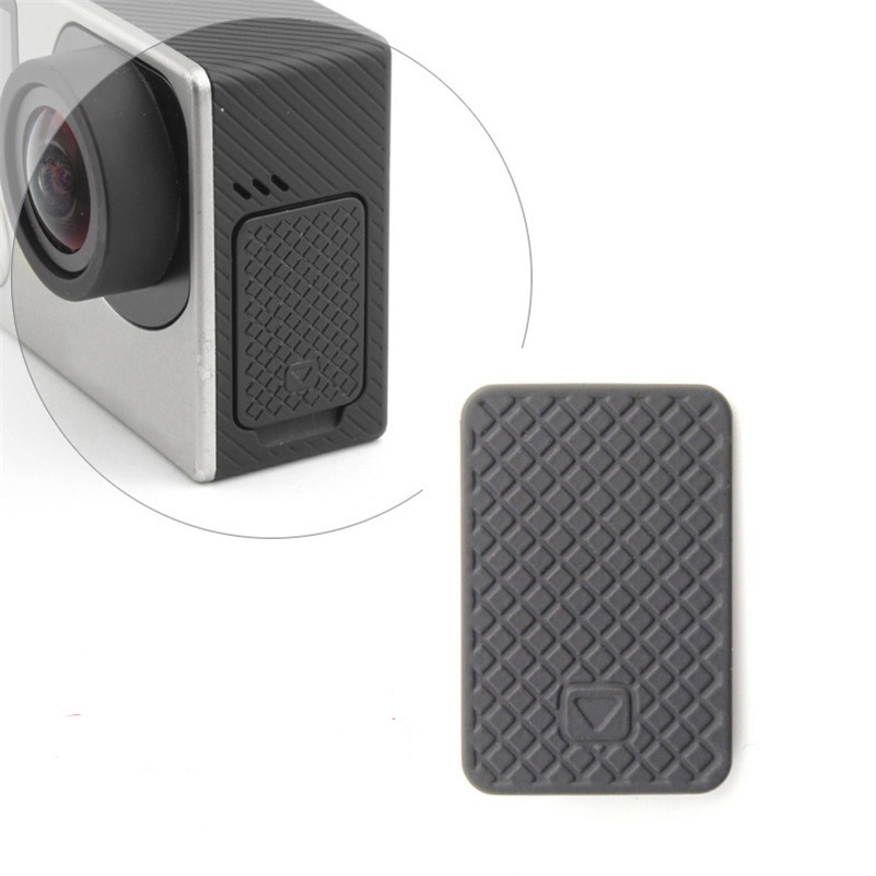 For GO PRO Side Door Protective Cover ( 2018NEW) Mini USB Replacement Part Accessories For Gopro Hero3/3+/4 Sports Action Camera