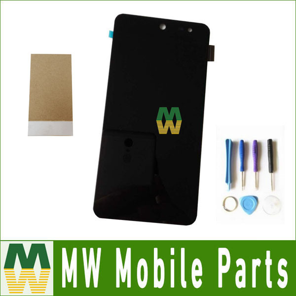 1PC/Lot High Quality For Wileyfox Swift FPC-T50KB12S3M-1 Lcd Screen Display +Touch Screen Assembly Black Color With Tools&Tape