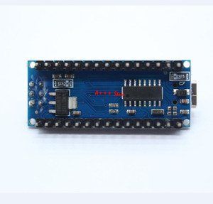 Image 2 - を 10 個のナノミニ Usb ブートローダ arduino の互換性のナノ 3.0 コントローラ CH340 USB ドライバ 16Mhz ナノ v3.0 ATMEGA328P