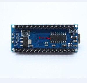 Image 2 - Arduino 나노 3.0 컨트롤러 CH340 USB 드라이버 16Mhz 나노 v3.0 atmega328p에 호환되는 부트 로더와 10PCS 나노 미니 USB