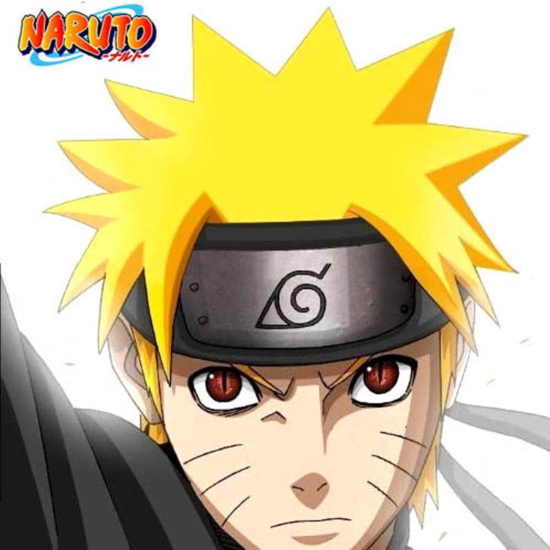 Anime Naruto Headband Leaf Village Konoha Kakashi Akatsuki Cosplay Costume Prop