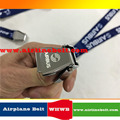 Airbus Boeing Lanyard for Pilot Flight Crew's License ID Card Holder Boarding Pass String Sling Airplane buckle Personal Gift