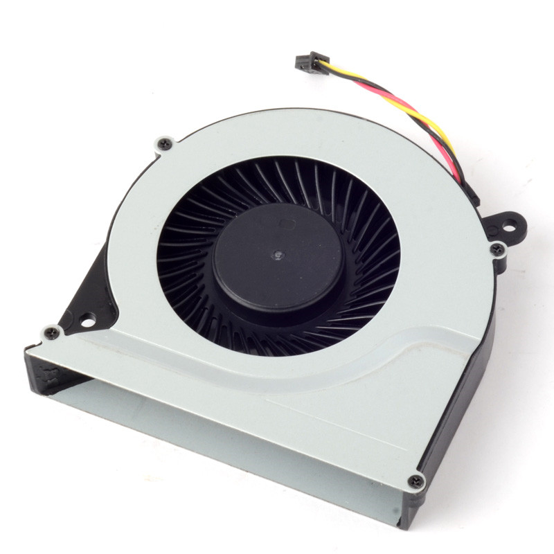 Replacements Laptops Computer Cooling Fan CPU Cooler Power 5V 0.5A Accessories Fit For Toshiba C850/C870/L850 3 Pin image
