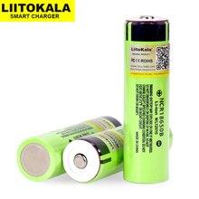 Liitokala NCR18650B 3,7 V 3400 mah 18650 литиевая аккумуляторная батарея подходит для фонарика батареи(No печатной платы