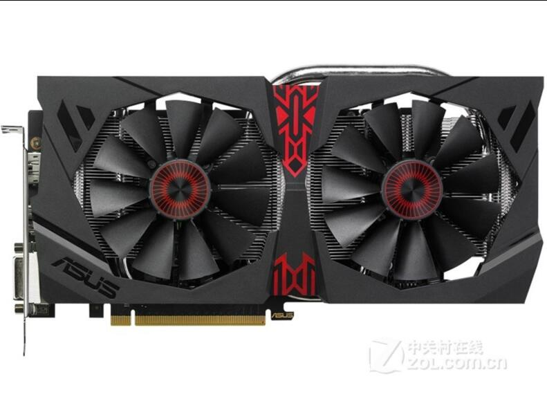 ASUS Original R9 380 2G  Graphics Card Used 90%new