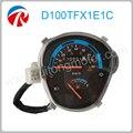 Binoten 50 round motorcycle speedometer,universal scooter speedometer