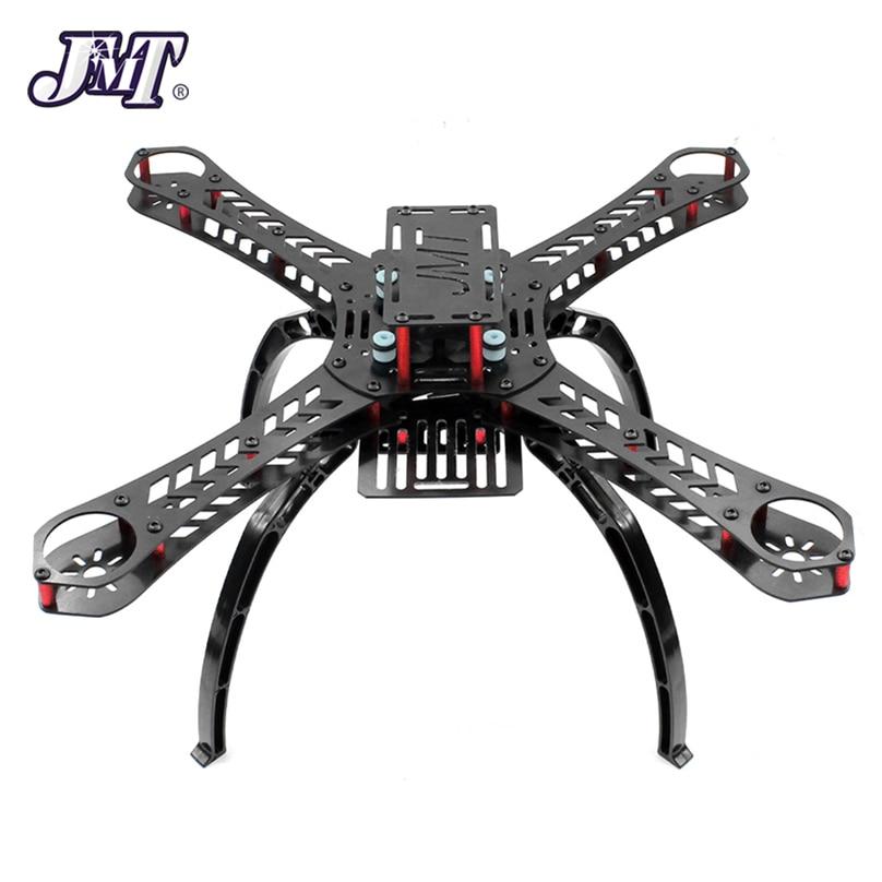 JMT X4 250, 280, 310, 360, 380mm distancia entre ejes de fibra de vidrio alienígena en Mini Quadcopter marco DIY Kit RC Multicopter FPV drone F14893