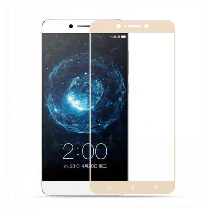 For LeEco Le Pro 3 Full Screen Cover Premium Surface 9H Hardness Tempered Glass Film Case For Letv Cool 1 Le2 Pro Front Capa