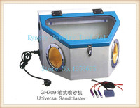 Precision Jewelry Sandblasting Machine Sandblasting machine for dental jewelry gold sandblaster