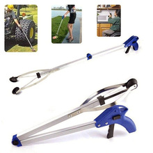 Grab-Pick-Up-Tool Trash-Clamps Factory-House Foldable Long Curved-Handle Design 83cm/32.68inch